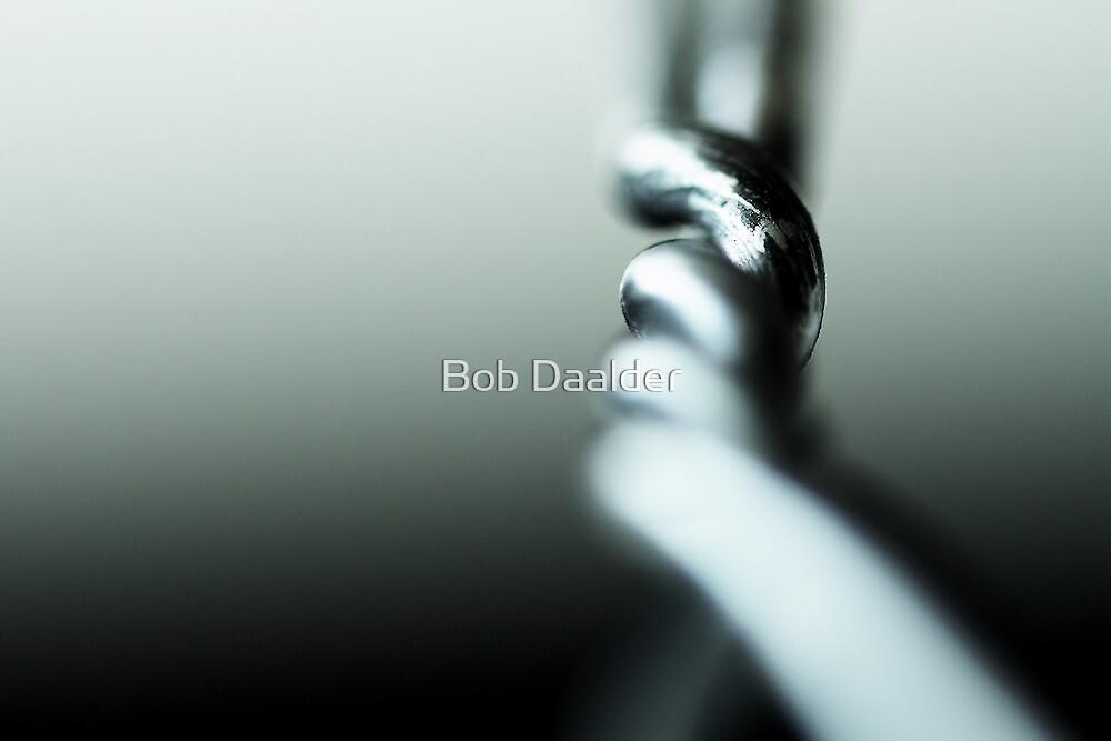 Detail of an empty hanger... by Bob Daalder