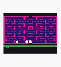 Lost 80s - Where is my Pac-Man? Photographic Print