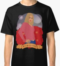 Doctor Who: The girl he loved - Rose Tyler Classic T-Shirt