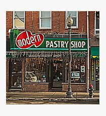 Modern Pastry - Boston, MA Photographic Print