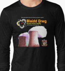 Blaidd Drwg (Bad Wolf) Long Sleeve T-Shirt
