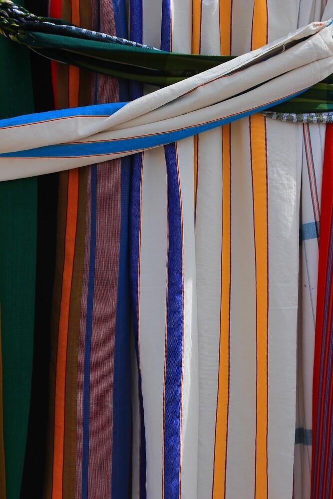 Hammocks in Colored Patterns by rhamm