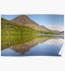 Crummock Water Summers Afternoon Poster