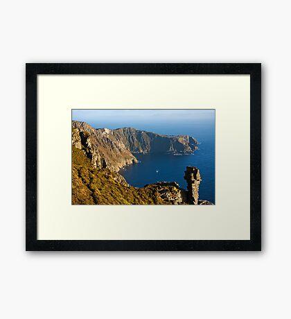 chimneystack Framed Print
