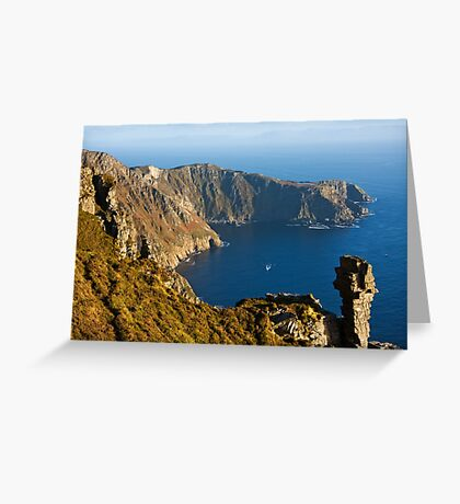 chimneystack Greeting Card