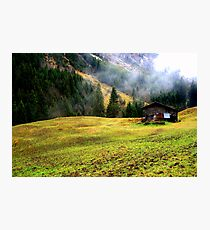 Suisse #2 Photographic Print