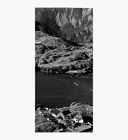 glen bay Photographic Print