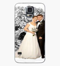 Bones Wedding Case/Skin for Samsung Galaxy