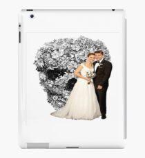 Bones Wedding iPad Case/Skin