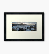 stormysea Framed Print