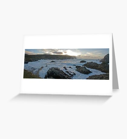 stormysea Greeting Card