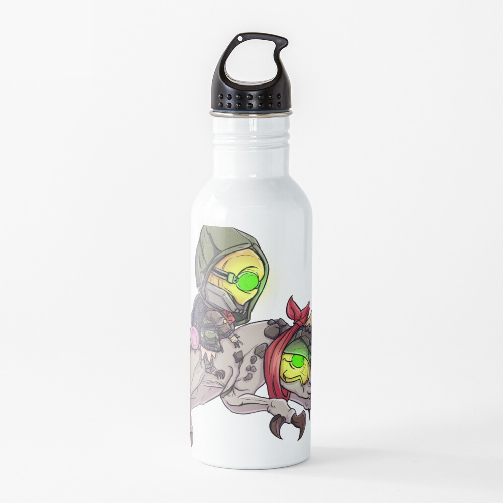 FL4K Borderlands 3 chibi Water Bottle