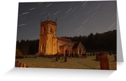 All Saints Church, Brantingham, East Yorkshire by Nick Barker