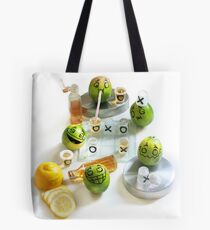 Limes Gone Wild! Tote Bag