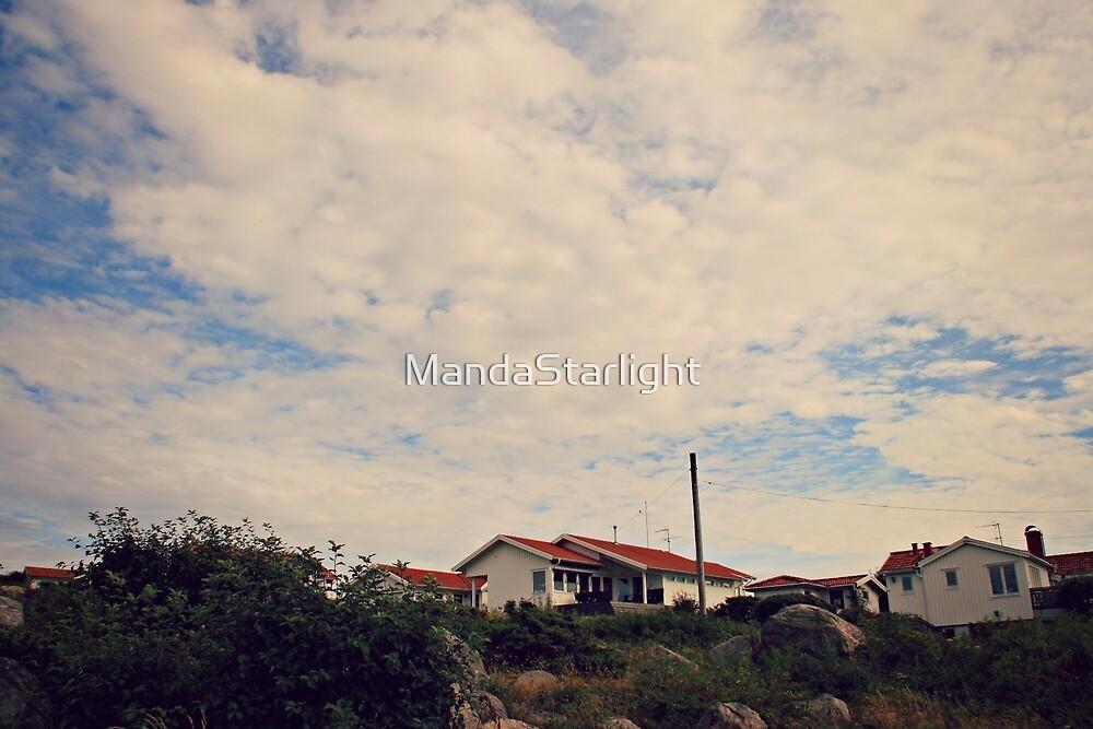 Swedish Cottage - Summer Season by MandaStarlight