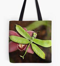 Dragonpea-fly Tote Bag