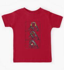 Camiseta para niños Lauren- (sin maldad)