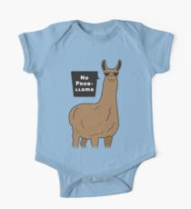 No Prob-llama One Piece - Short Sleeve