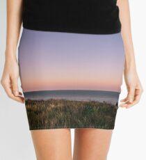 Beautiful Sunset at the Beach Mini Skirt