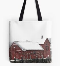 Motif #1 in the Winter Tote Bag