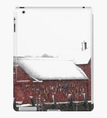 Motif #1 in the Winter iPad Case/Skin