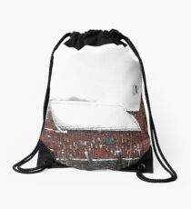 Motif #1 in the Winter Drawstring Bag