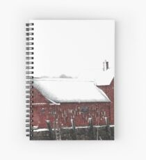 Motif #1 in the Winter Spiral Notebook