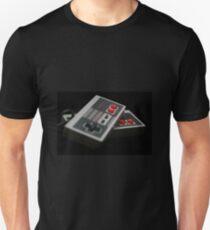 Nintendo Controllers Unisex T-Shirt