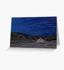 Lynton Convict Station - Gregory Western Australia Greeting Card