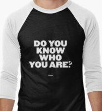 TPWK Baseball ¾ Sleeve T-Shirt