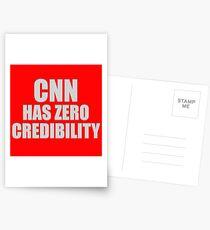 CNN HAS ZERO CREDIBILITY Postcards