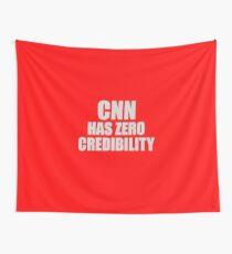CNN HAS ZERO CREDIBILITY Tapestry