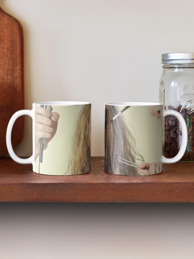 Alternate view of Marketing The Messiah Poster Mug