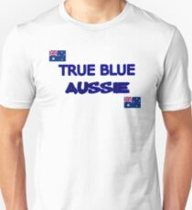 True Blue Aussie Unisex T-Shirt