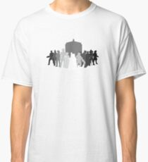 enemies of the doctor Classic T-Shirt