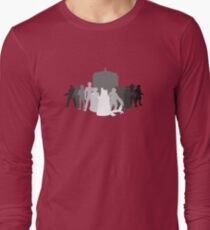 enemies of the doctor Long Sleeve T-Shirt
