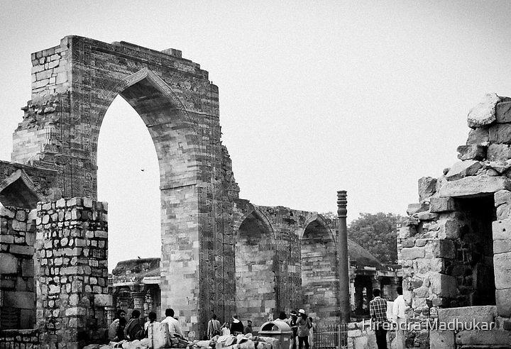 A New Qutub... by Hirendra Madhukar