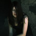 Sarah in the gloom by SunseekerPix
