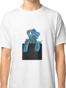 Pocket Totodile Classic T-Shirt
