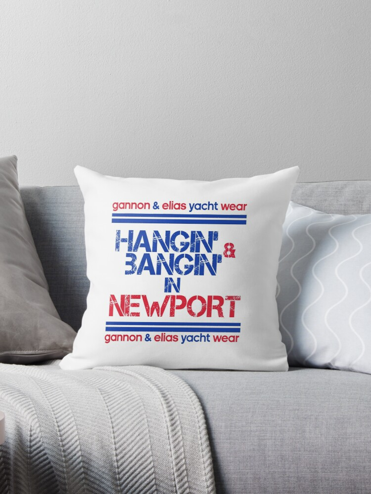 Hangin' & Bangin' in Newport - Gannon / Elias by Richard Fonseca