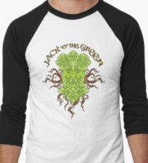 Jack O The Green Men's Baseball ¾ T-Shirt