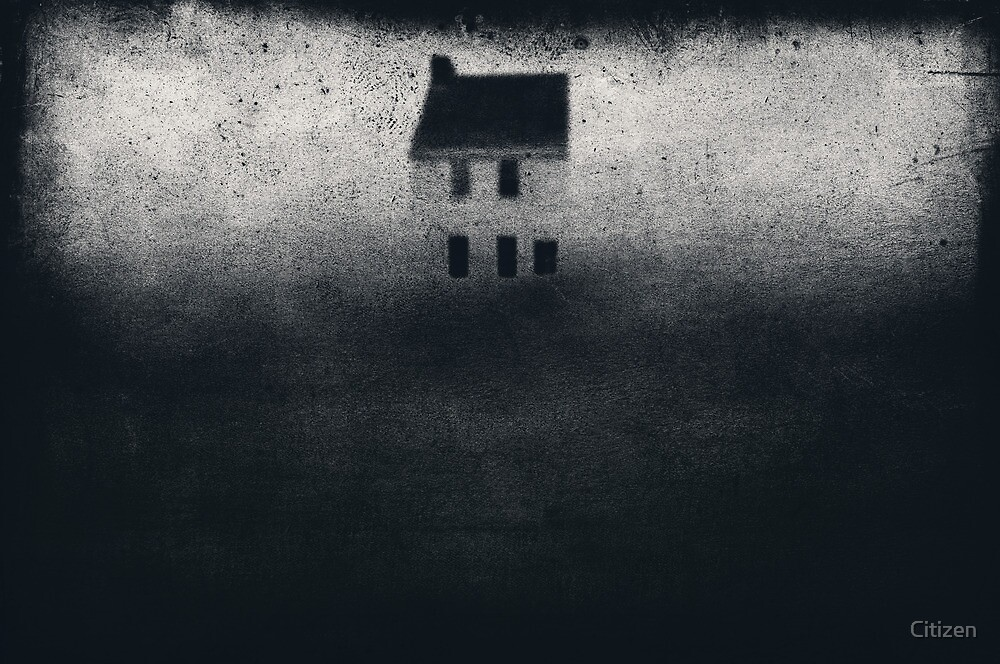 The house that was by Nikki Smith (Brown)