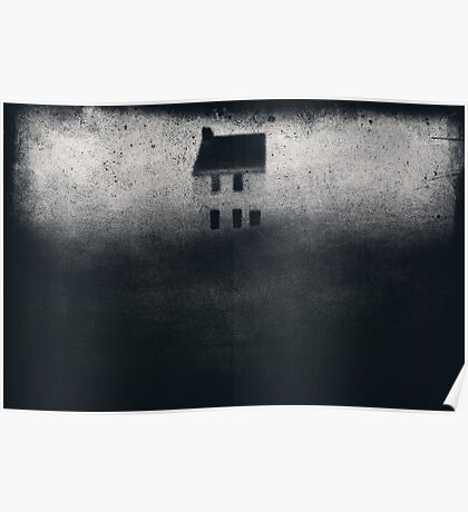 The house that was Poster