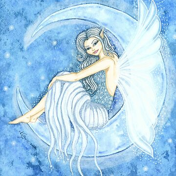 Once in a Blue Moon by KathySiney