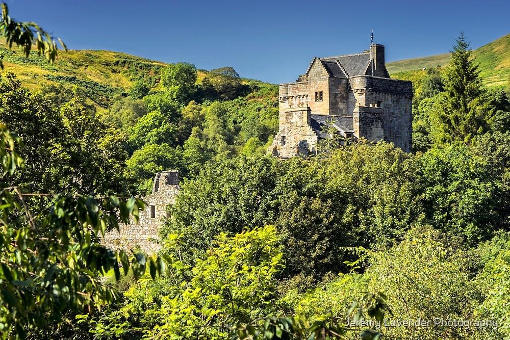 Castle Campbell by Jeremy Lavender Photography