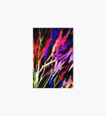 Splash of Colour Art Board Print