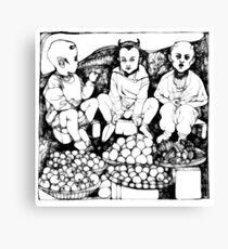 Goblin Market Canvas Print