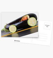 Fast-Food! Postcards