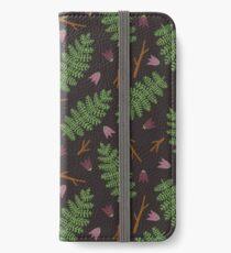 Fern forest iPhone Wallet/Case/Skin