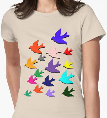 'Birds in Flight' T-Shirt T-Shirt